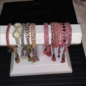 Rose Gonzales bracelets